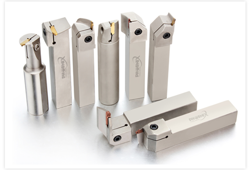 Indexable External Grooving Tool Holders  (RH & LH)